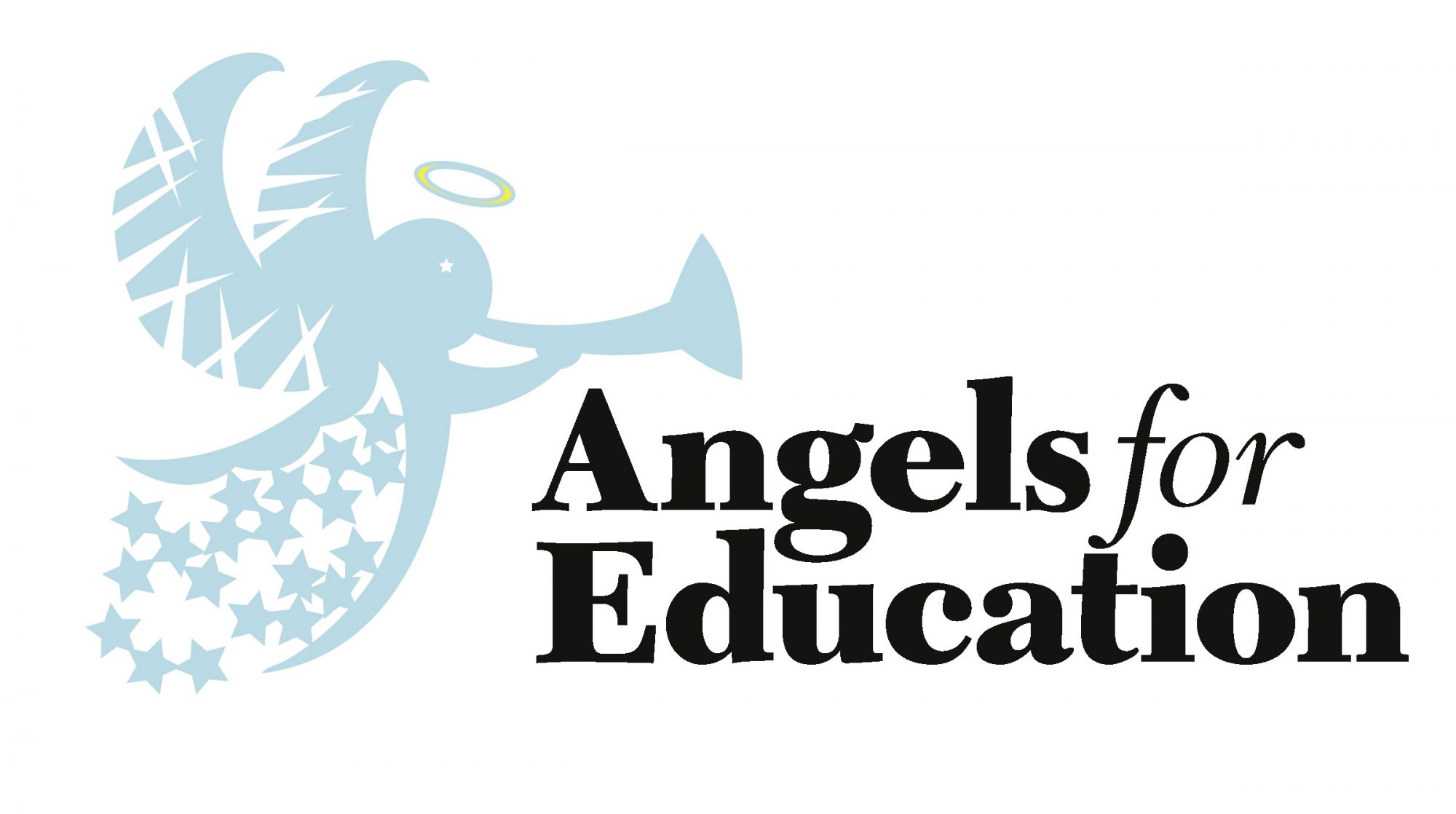 Angels for Education Logo Our Lady of Lourdes Catholic School